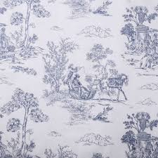 decorating waverly prints toile fabric waverly toile