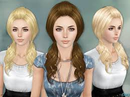 sims 3 hair custom content sims 3 hair teen hair