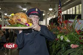 salvation army thanksgiving at the blaisdell
