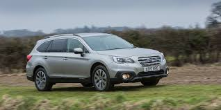 subaru outback rally subaru outback review carwow