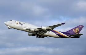 boeing 747 floor plan aussie flyer thai airways boeing 747 400 first class bangkok to