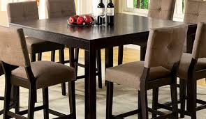Counter Height Dining Room Table Sets Dining Room Luxury High Top Dining Room Table Jordan 9 Piece
