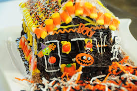 Halloween Haunted House Cake Halloween Chocolate Haunted House Gourmet Candy Maker