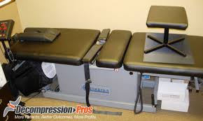 decompression table for sale used hill labs evolution lumbar chiropractic table for sale dotmed