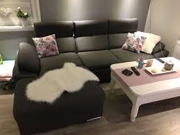 sofa l form mit schlaffunktion sofa l form mit schlaffunktion np 1 199 2 80x1 72m in