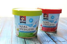 fun mixins for quaker real medley u0027s yogurt cups quakerrealmedleys