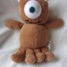 monsters mikey doll disney ubermom ebay