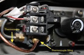 gas fireplace repair my pilot won t stay lit my gas fireplace