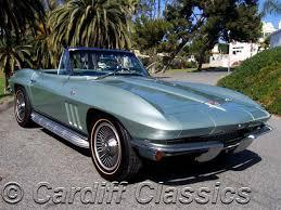 1966 corvette roadster 1966 used chevrolet corvette 327ci 350hp stingray roadster at