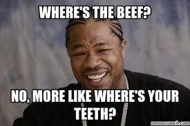 Toothless Meme - people