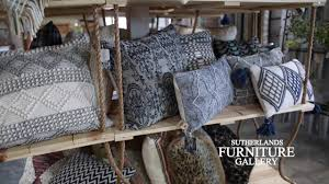 sutherlands furniture gallery home decor youtube