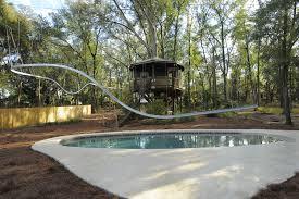 Backyard Roller Coaster For Sale by Dream Backyard On U0027my Yard Goes Disney U0027 300 Foot Zip Line Roller