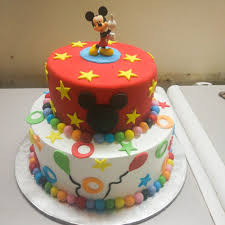 mickey mouse cake mickey mouse 2 tier cake cakeman