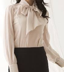 blouses with bows at neck hop s clothing eggshell blouse of imported muslin with