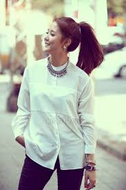 necklace with white shirt images Necklaces white shirts bracelets black pants quot the day under jpg