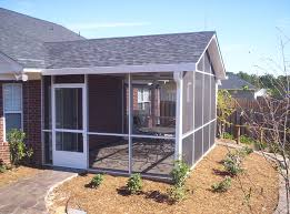 Shed Roof Screened Porch Screened Porch Considerations Archadeck Outdoor Living