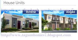 low cost homes home realty services lumina homes panabo