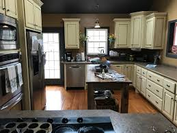 adding the farmhouse look to a client u0027s farmhouse part 2 kitchen