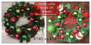 alex haralson hobby lobby inspired lime green and red christmas