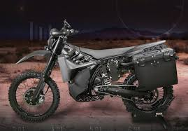 Rugged Bikes Kalishnikov Branches Out From Rugged Guns To Rugged Bikes Rideapart