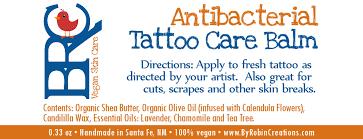tattoo care essential oils vegan tattoo care balm fresh tattoo tattoo balm tattoo healing