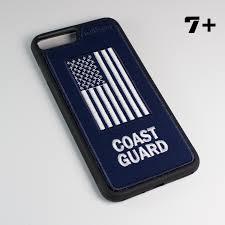 Military Flag Case Coast Guard Fabric Case Iphone 7 Plus Blue U2013 Myhonor Case