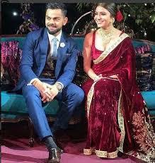 engagement sarees for anushka sharma in engagement saree ladyselection