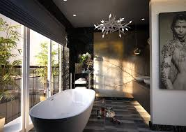 awesome contemporary master bathrooms on bathroom design ideas