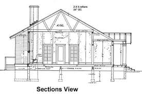 housing blueprints exciting blueprints for houses blueprint exle section elevation