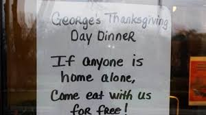 detroit area restaurant offers free thanksgiving dinners today