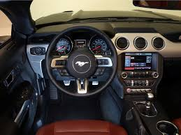 mustang inside ford mustang convertible interior car autos gallery