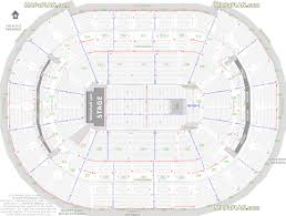 barclays center concert seating chart with seat numbers