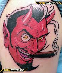 bad devil tattoo design photos pictures and sketches tattoo