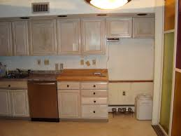 Updating Laminate Kitchen Cabinets by How To Makeover Laminate Kitchen Cabinets Monsterlune