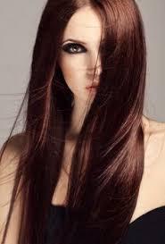 rich cherry hair colour rich hair color on pinterest cherry brown hair butterscotch up