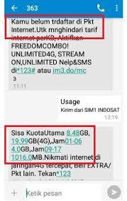 kuota gratis indosat januari 2018 trik cara mendapatkan kuota gratis indosat ooredoo terbaru 2018