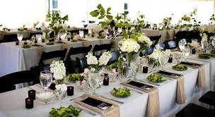 five stylish centerpiece ideas for your wedding reception