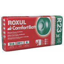 roxul comfortbatt 5 1 2 in x 15 1 4 in x 47 in r 23 fire