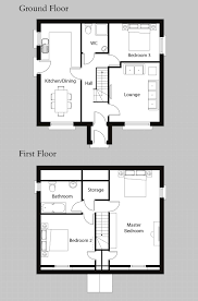 Double Master Bedroom Floor Plans by Floor Plans Denmore Homes