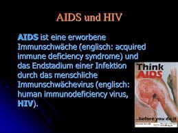 immunschwäche aids schütze dich modellieren mit mathe theresia