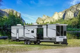 destination trailers gulf stream coach inc