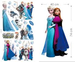 disney frozen elsa anna wall decal olaf kristoff sven hans will also have limited quantity teenage mutant ninja turtle wall stickers and spiderman