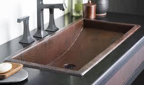 Kohler Trough Sink Bathroom Sink Double Trough Bathroom Sink Entertain Bath Trough Sink