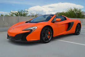 orange mclaren rear mclaren scottsdale vehicles for sale in scottsdale az 85260