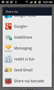 talk android to talk on android with gtalkshare