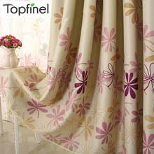 Petal Pink Curtains Buy Pink Curtain And Get Free Shipping On Aliexpress