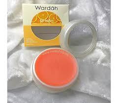 Wardah Lip Balm halal cosmetics singapore wardah lip balm orange more brands