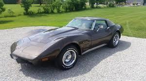1976 corvette 4 speed survivor at no reserve