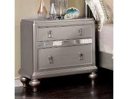 silver nightstand set u2014 radionigerialagos com