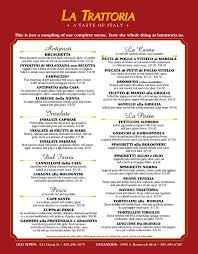 la trattoria italian restaurant key west u2013 best key west